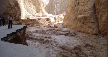 Afghan Government called upon to repair ruptured Kabul-Balkh highway