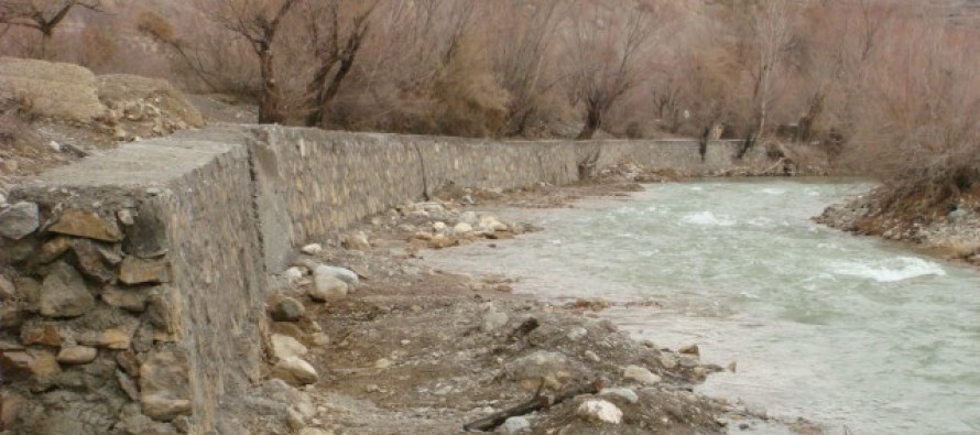 Four projects of NSP Completed in Parwan Province
