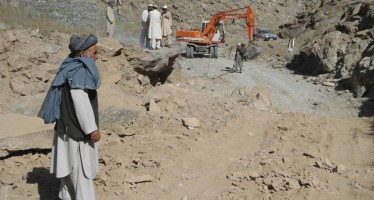 Work on 18 projects started in Kabul province