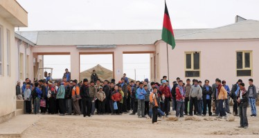 30,000 students in Takhar to benefit from new school buildings