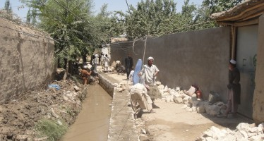 Work on 34 projects of NSP started in Kabul Province