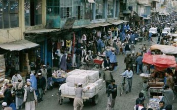 Afghanistan must increase economic growth to at least 4% due to population growth
