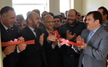 Germany hands over new campus to Badakhshan University