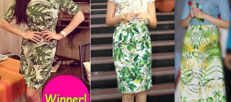 Jacqueline Fernandez looks best in tropical prints, say fans!