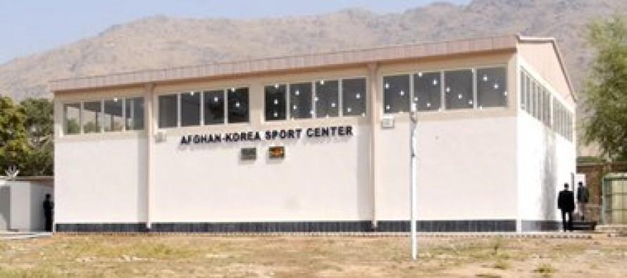 First Taekwondo Center established in Kabul