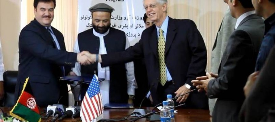 USAID donates USD 92mn to Afghanistan's Higher Education