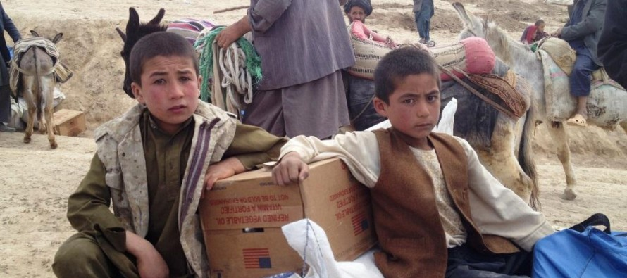 WFP receives $20mn from USA for returnees in Afghanistan