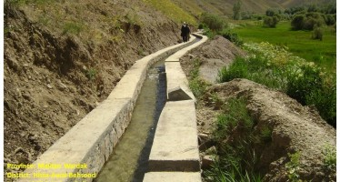 Two NSP  projects completed in Maidan Wardak Province