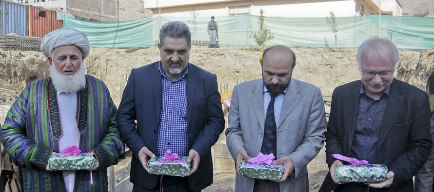 Germany funds construction of two administrative buildings in Badakhshan