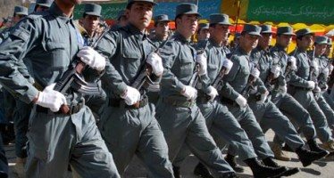 Electronic system established for Afghan police salary payments
