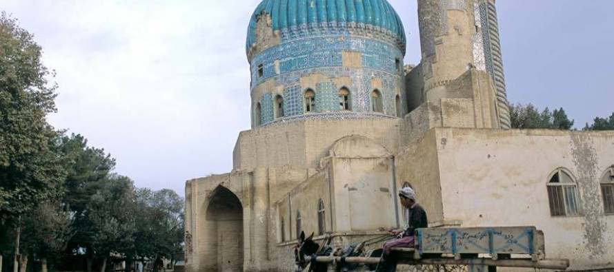 Balkh, the 15th oldest city in the world