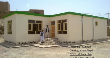 28 NSP projects completed in Kunduz Province