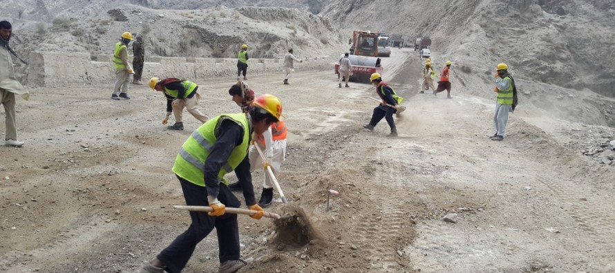 Ministry of Public Works $22.3 million road maintenance project