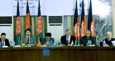 President Ghani plans to attend Heart of Asia Summit in China