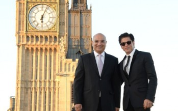 Shah Rukh Khan receives Global Diversity award in London