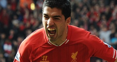 Luis Suarez getting professional help to stop biting opponents