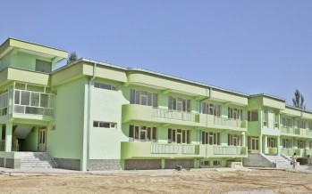 Germany funds new women's dormitory at Badakhshan University for 260 female students