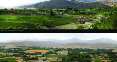 UNESCO Announces the Bamiyan Cultural Center Design Competition