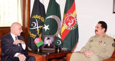 Afghan-Pak relations should be based on 'mutual economic dependence': President Ghani