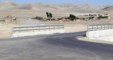 Major ring road in Kunduz reconstructed