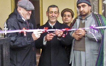 Better maintenance of confidential documents in Kunduz with German help