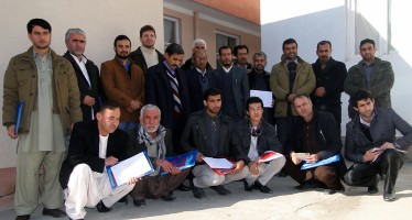 Engineers in northern Afghanistan improve capabilities for civil construction projects