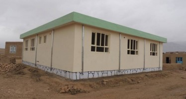 Twenty one projects completed in Samangan province