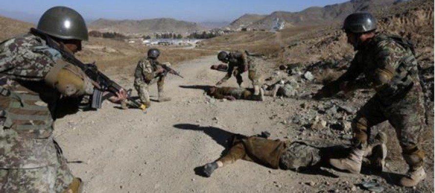 International community must stay committed to Afghan support-UN