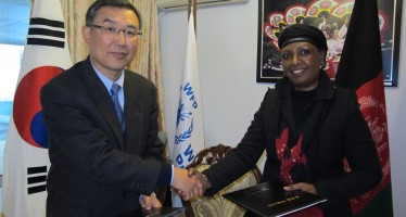 Korea funds Afghanistan's first soy milk factory