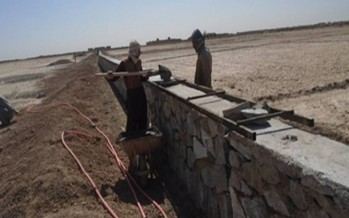 Welfare projects completed in Farah province with NSP support