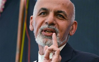 President Ghani demands UN to relinquish control of funds for Afghan police