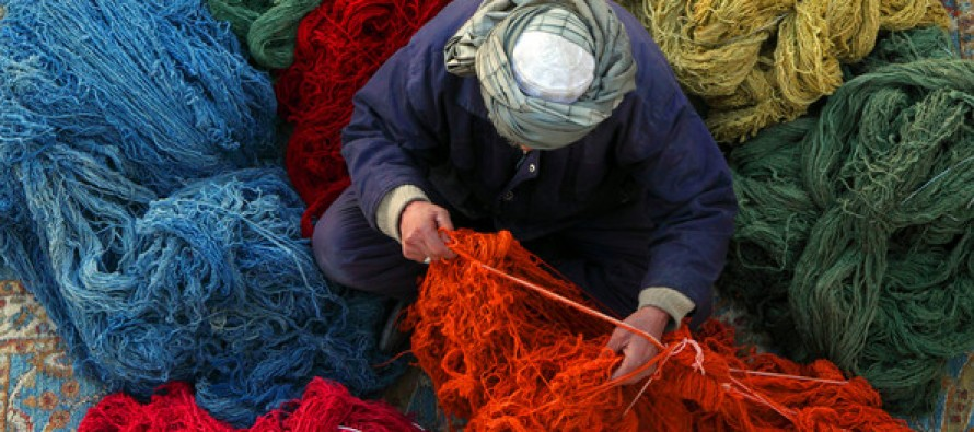 Hand-woven Carpet Sector Primed for Growth in Afghanistan