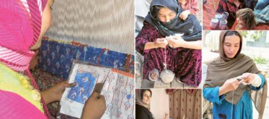Afghan company recognized for its contribution to women empowerment