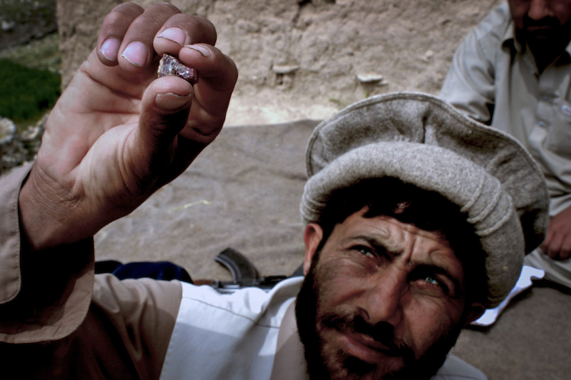 Lavish Trainings For Afghan Jewelers Were A Waste