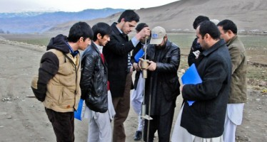 Engineers in northern Afghanistan gain new skills for complex civil construction projects