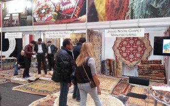 Afghanistan participates in DOMOTEX Hannover trade show
