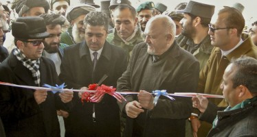 Germany invests over AFN 39 million in education facilities in Baghlan, Kunduz