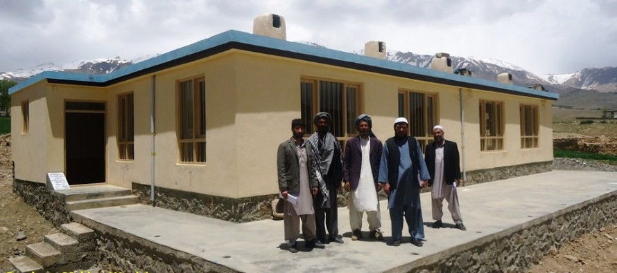 Development projects worth over 3mn AFN implemented in Madian Wardak province