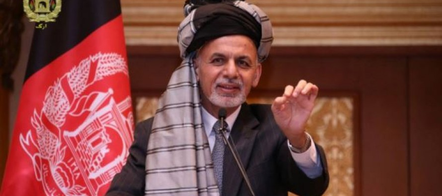 President Ghani encourages domestic industrial growth