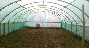 World Bank funds 8 greenhouses in Uruzgan province