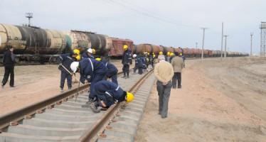 Turkmenistan to extend new railway project through Balkh, Kunduz