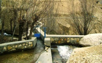 The completion of utility projects in Ghor province help over 16,000 families