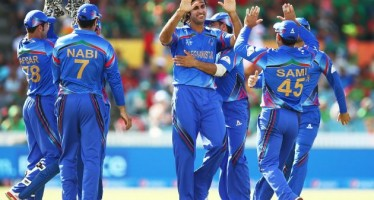 Afghanistan's first victory in Cricket World Cup 2015