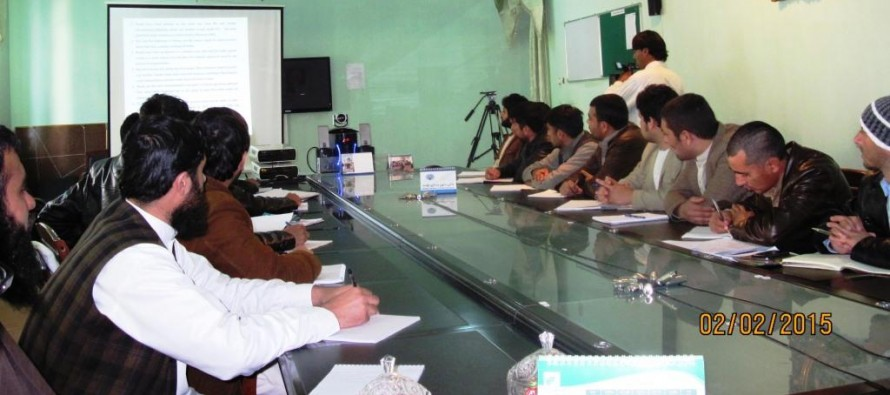 ANASTU : India furthers assistance in southern Afghanistan