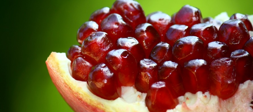 Pomegranate Exports Drop By 50% This Year
