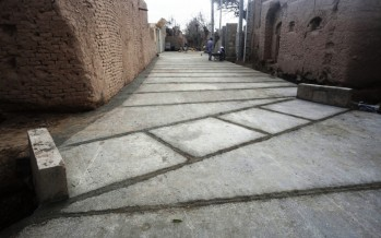 Over 4,300 welfare projects completed in Herat province by NSP to date