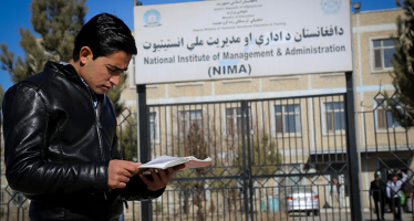 Afghanistan's National Institute of Management & Administration boosts works prospects