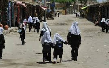 Female teachers could receive up to $1,000 in wages in Paktika province