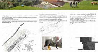 Launch of the Online Exhibition of the Bamiyan Culture Center Design Competition Entries