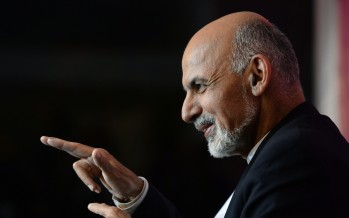 President Ghani's serious commitment to combat corruption